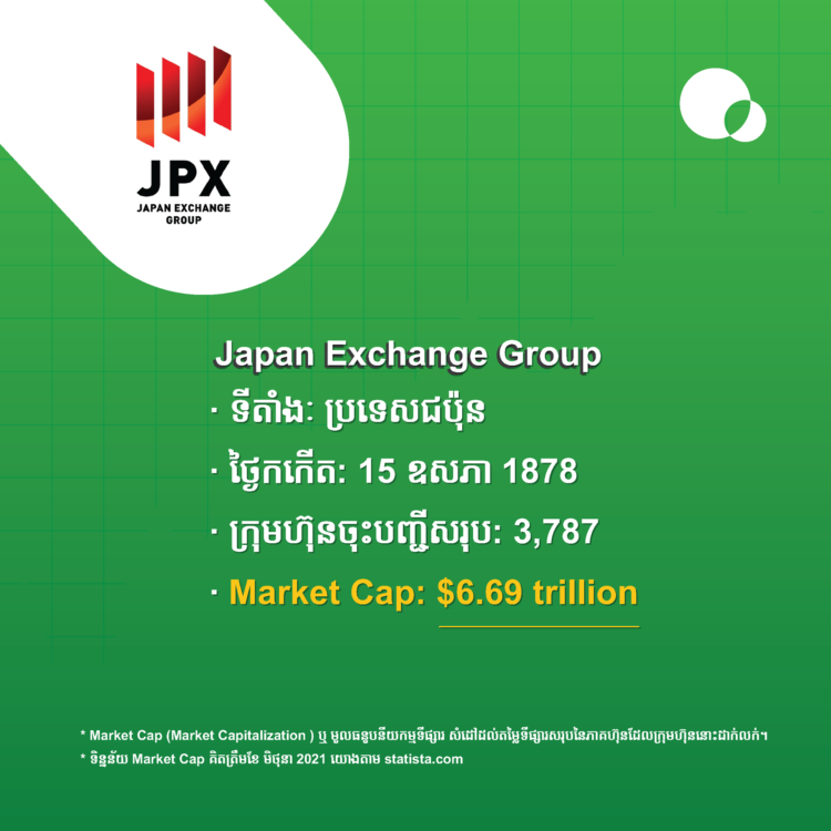 Japan Exchange Group (JPX)
